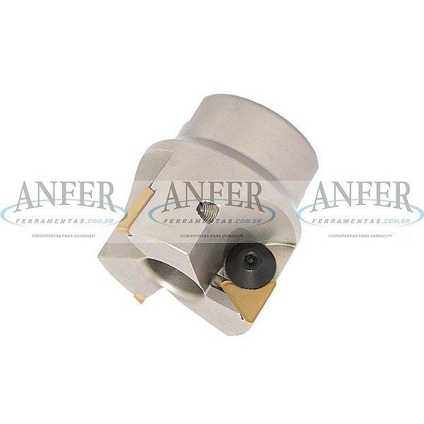 Cabeçote Fresador 80mm 90° NCWA 8016