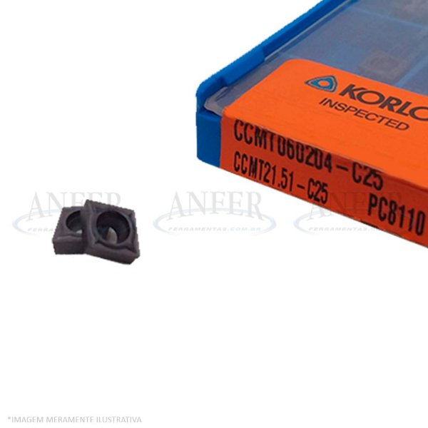 CCMT 060204-C25 PC8110