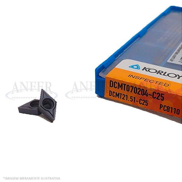 DCMT 070204-C25 PC8110
