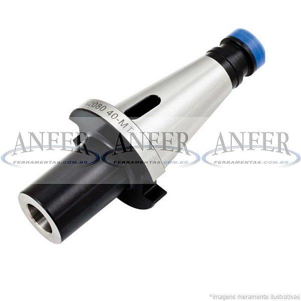Mandril Bucha De Redução ISO40 Cone Morse 4