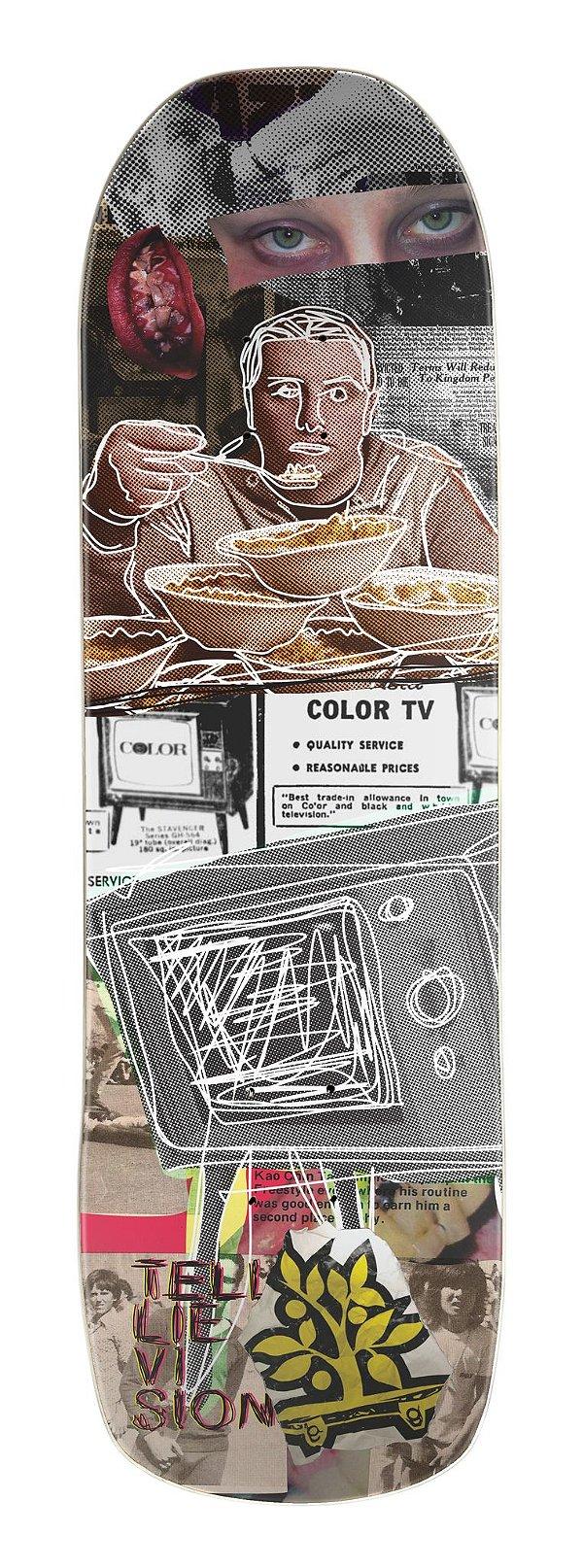 Shape Wood Light Old School - New School Tv