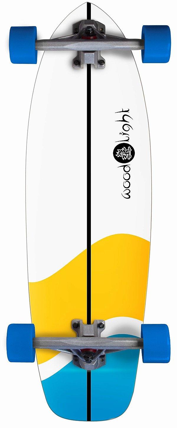 Cruiser New Surf Wood Light Completo - Open Sea