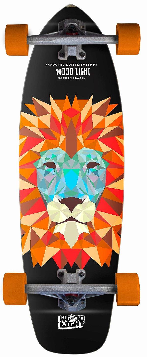 Cruiser New Surf Wood Light Completo - Lion