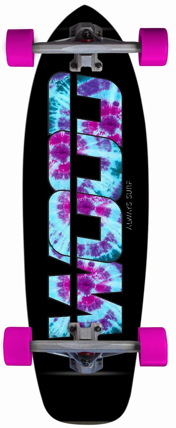 Cruiser New Surf Wood Light Completo - Tye Die
