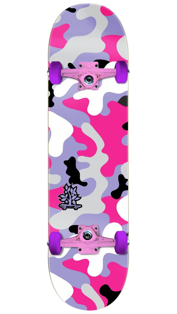 Skate Wood Light Especial Pink - Puzzle