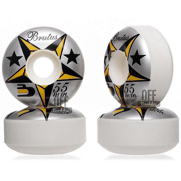 Roda Brutus Stars 55mm