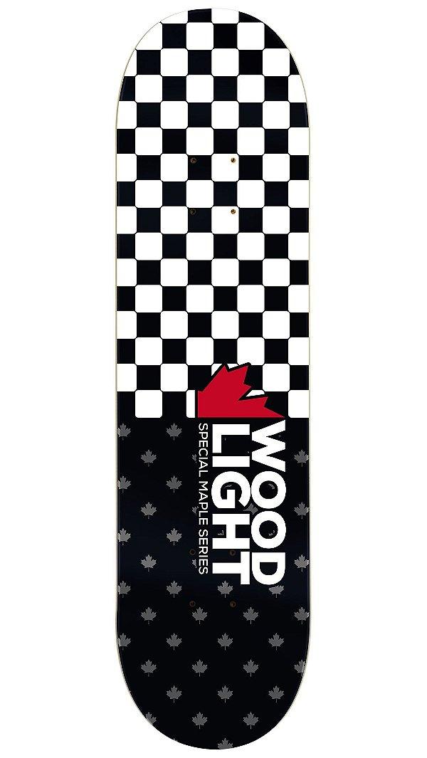 Shape de Skate Special Maple Checkerboard