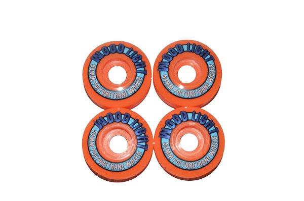 Roda de Skate Wood Light 53mm
