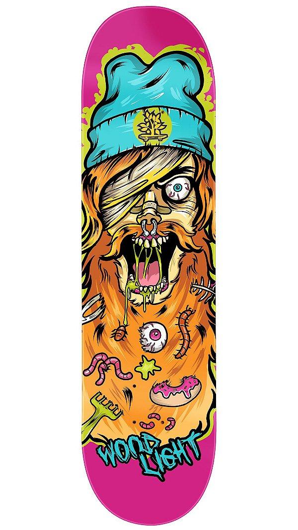 Shape de Skate Freak Show Beard Man