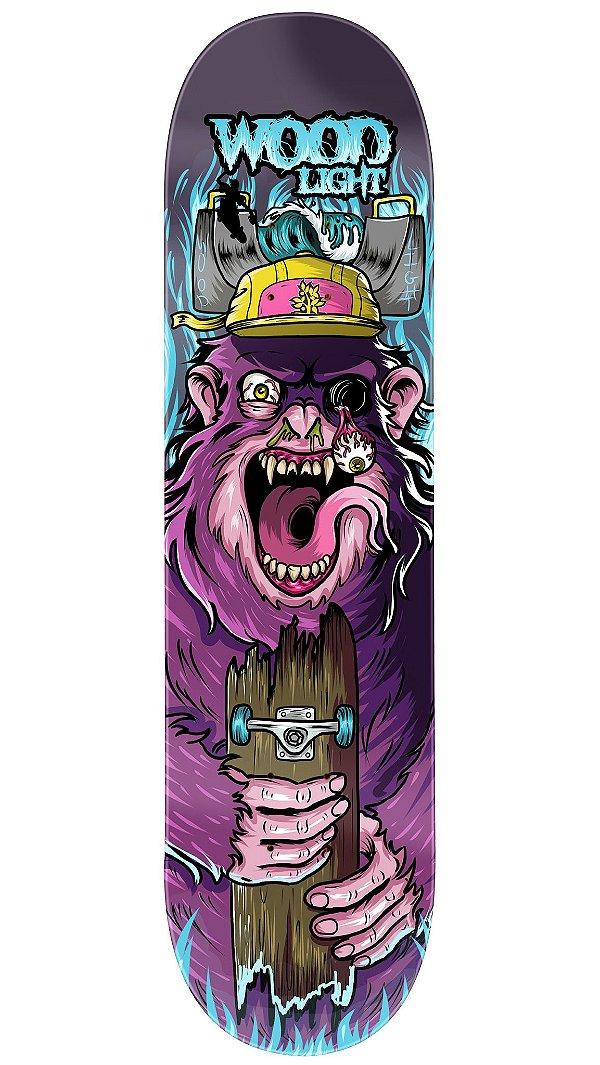 Shape de Skate Freak Show Monkey