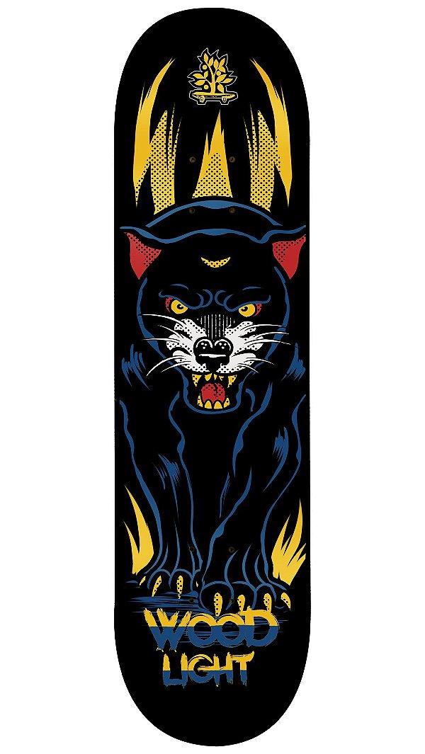 Shape de Skate Black Panther