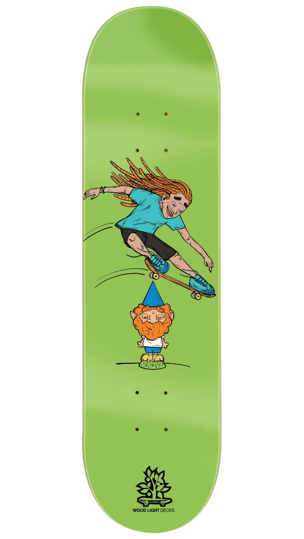 Shape de Skate Garden Gnome