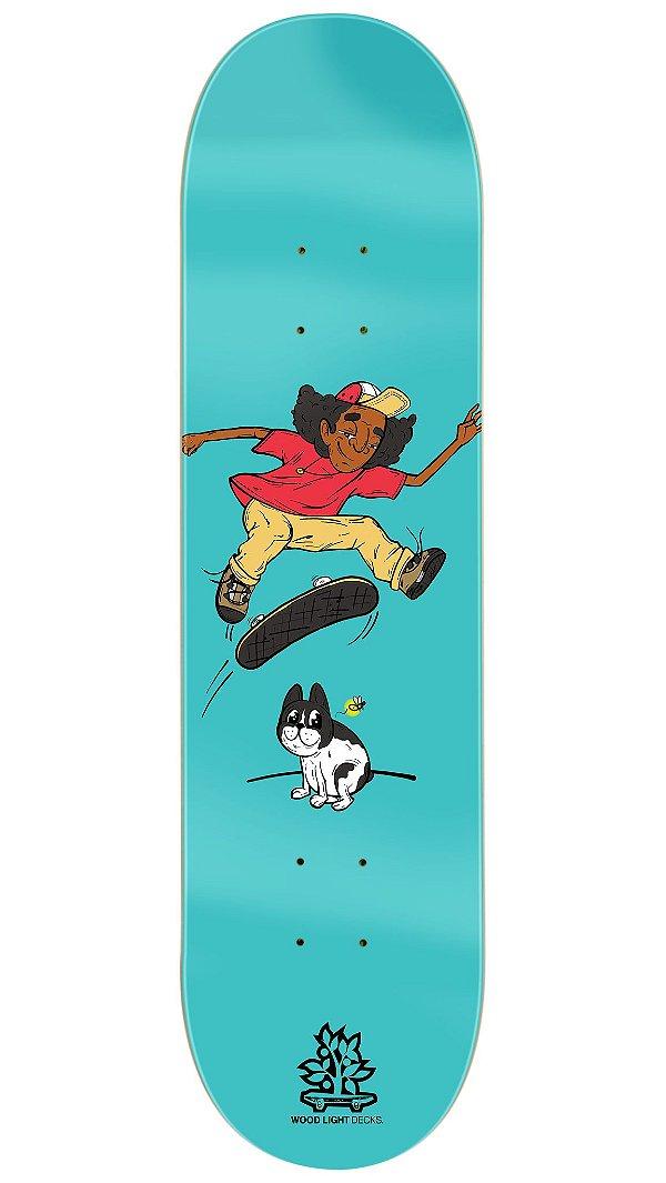 Shape de Skate Insane Bulldog