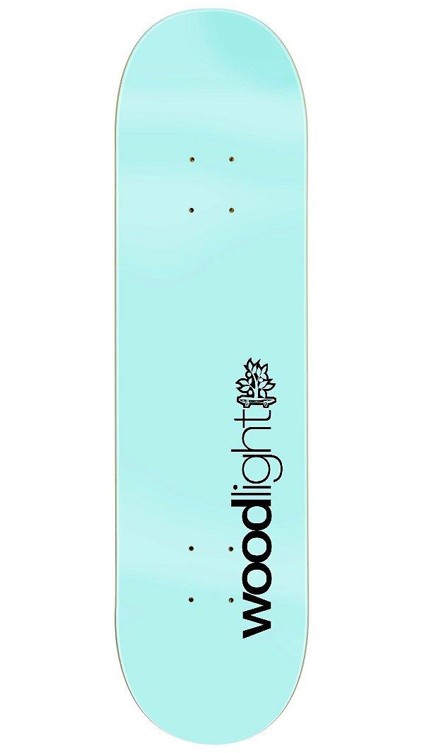 Shape de Skate Basic Light Blue