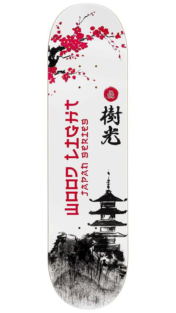 Shape de Skate Japan Series Minka + Lixa Aplicada