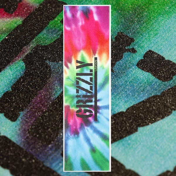Lixa especial Grizzly Tie Dye V2