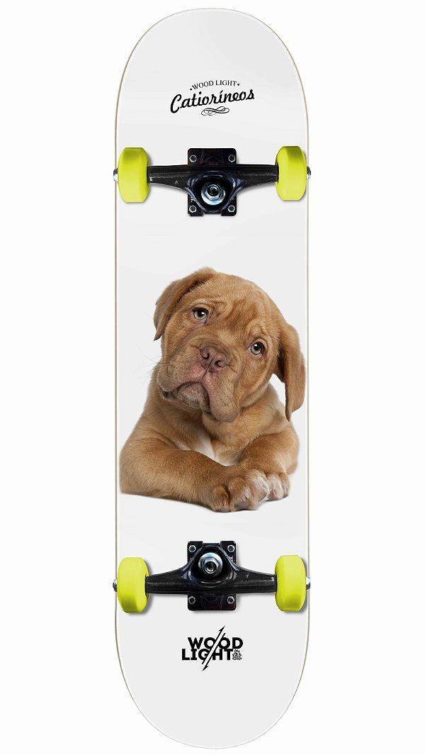 Skate Wood Light Labrador