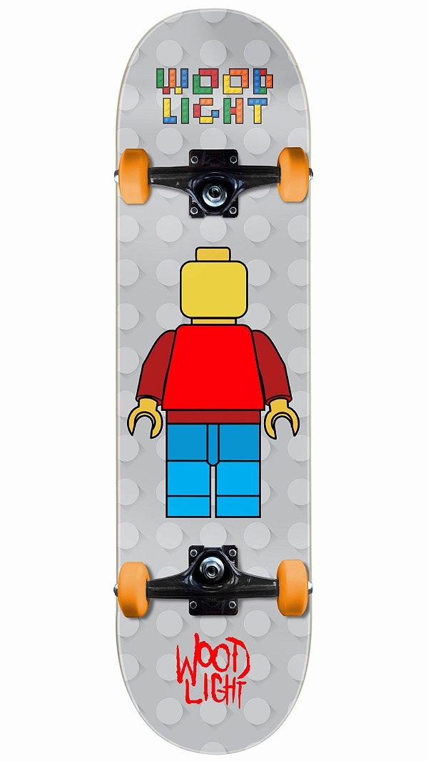 Skate Wood Light Lego