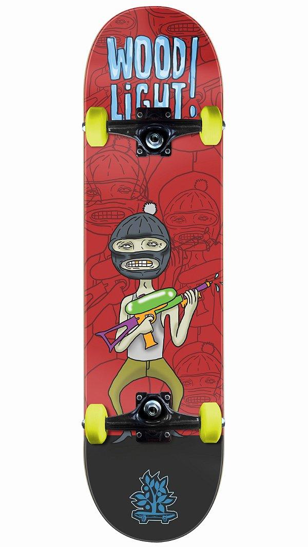 Skate Wood Light Pistol