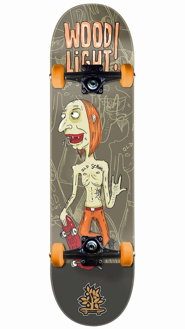 Skate Wood Light Punkeragem
