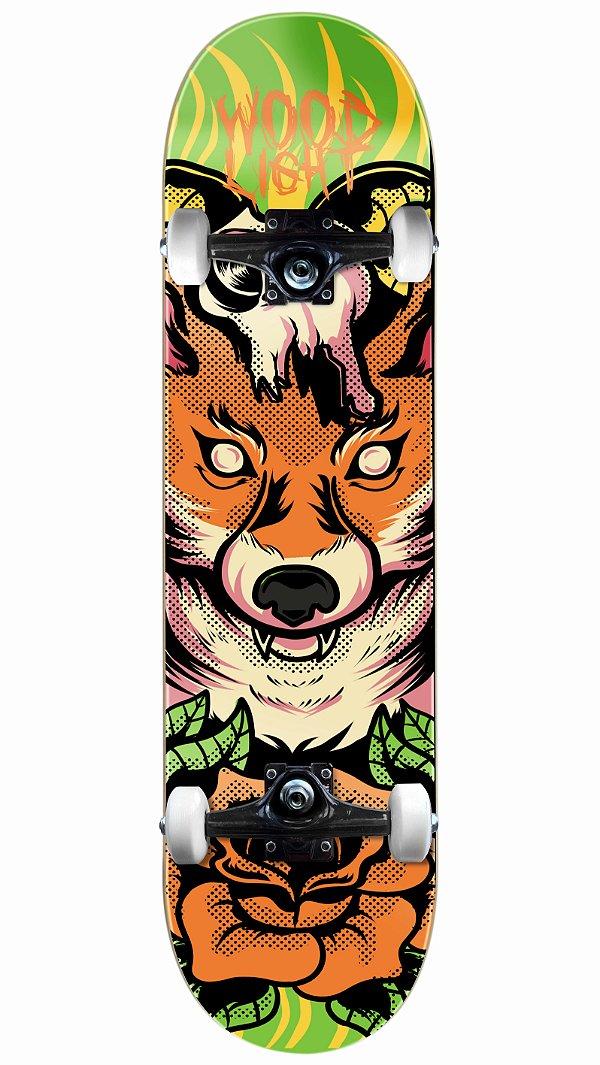 Skate Wood Light Raposa