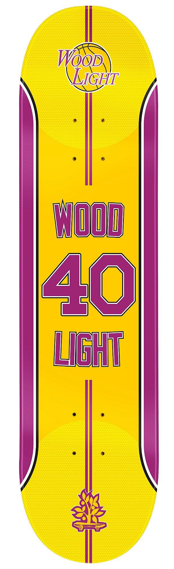 Shape Longboard Double Deck 40' Lakers
