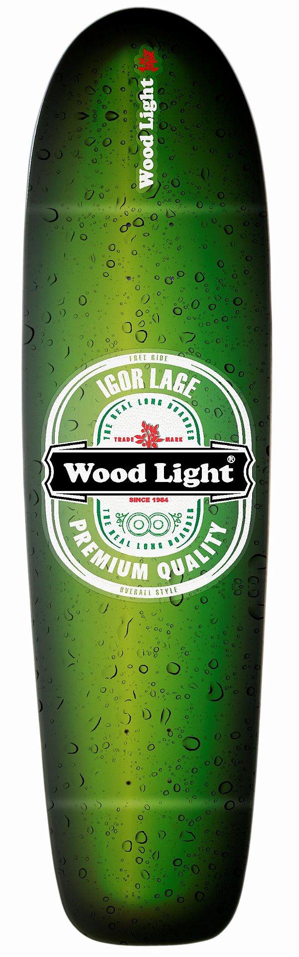 """Shape Longboard Pro Model Igor Lage 41"""" Beer"""