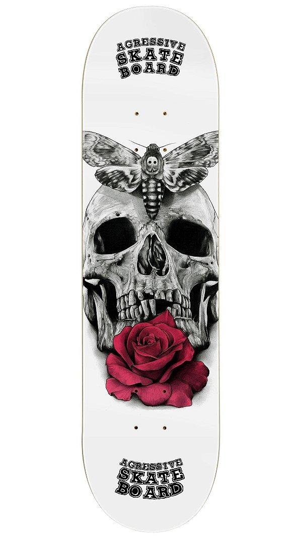 Shape Agressive Skull And Rose 8.0