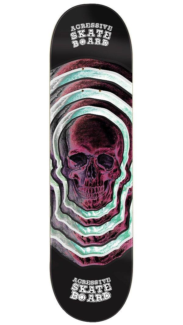 Shape Agressive Skull Black 8.0