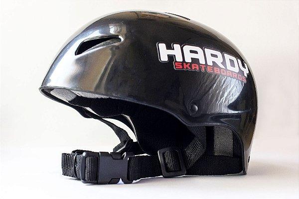 Capacete Pro Hardy Preto
