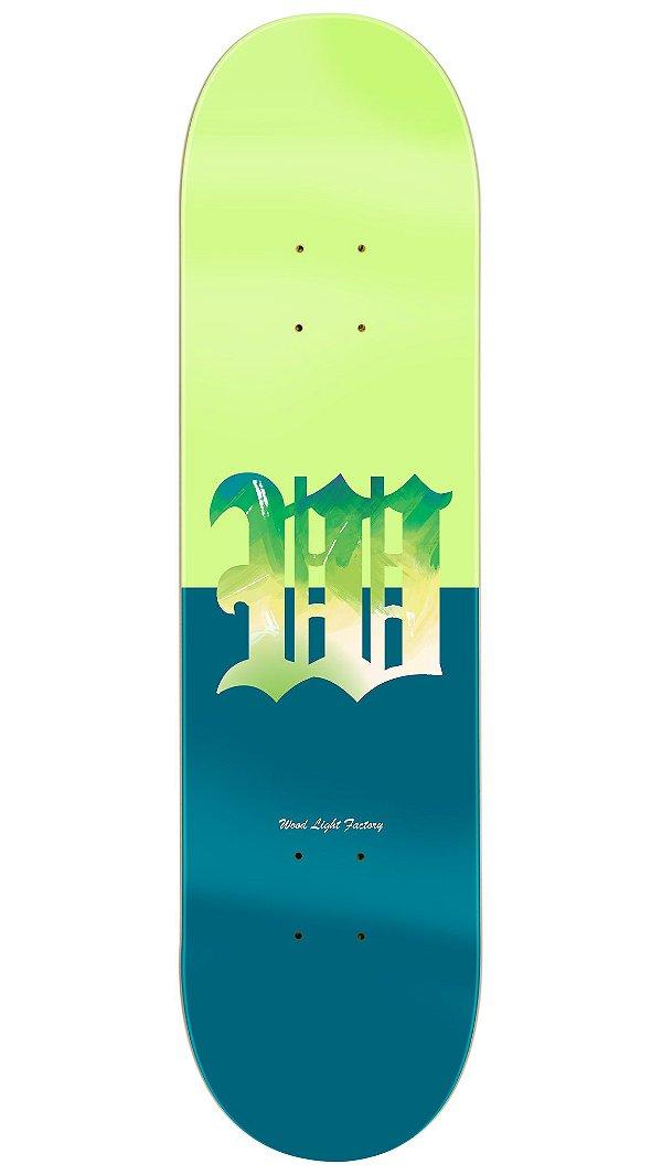 Shape Skate Dáblio - Green