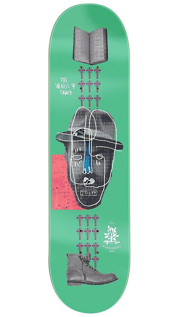Shape de Skate Fiber Glass - Boot