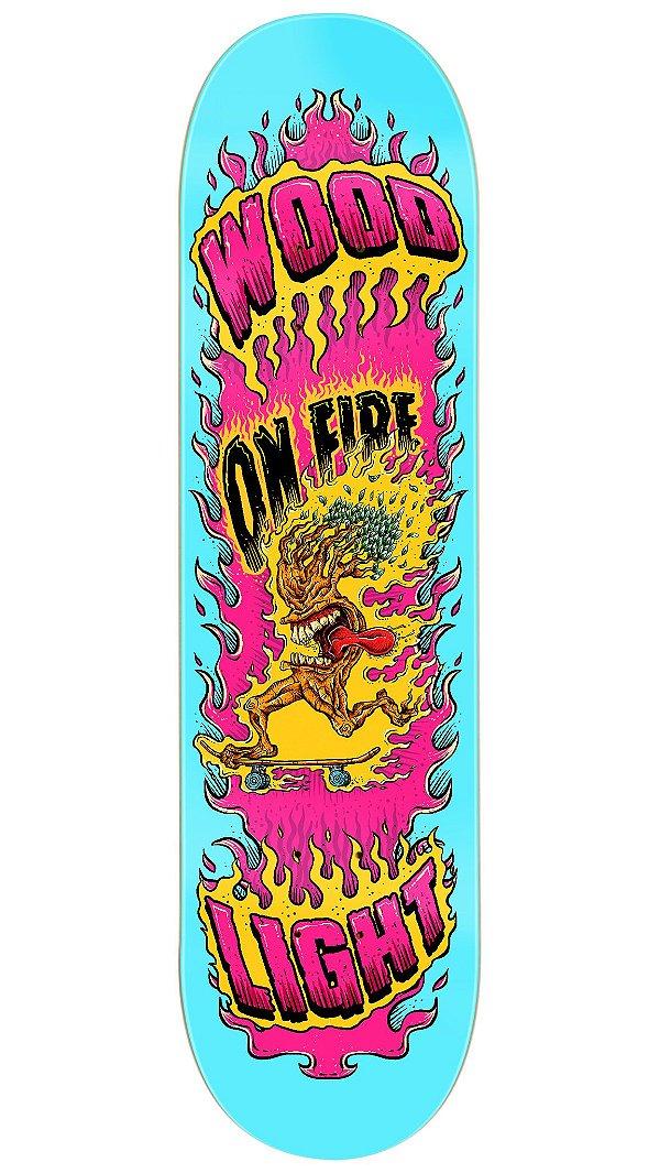 Shape de Skate Tree on Fire - Cian