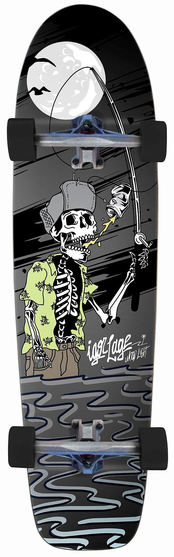 Longboard Completo Igor Lage Fishing Beer Night