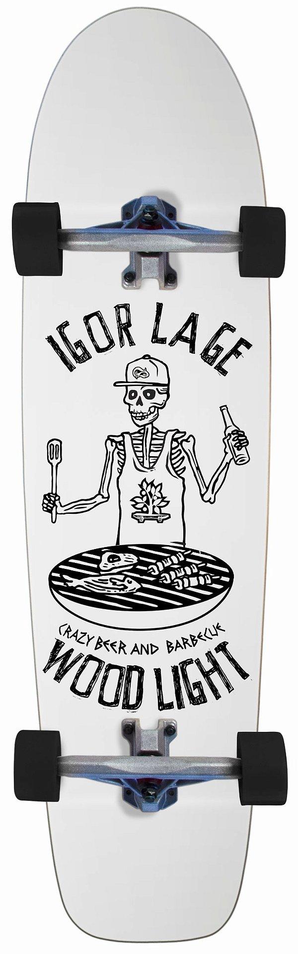 Longboard Completo Igor Lage BBQ