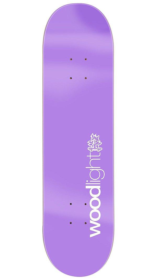 Shape de Skate Basic Purple