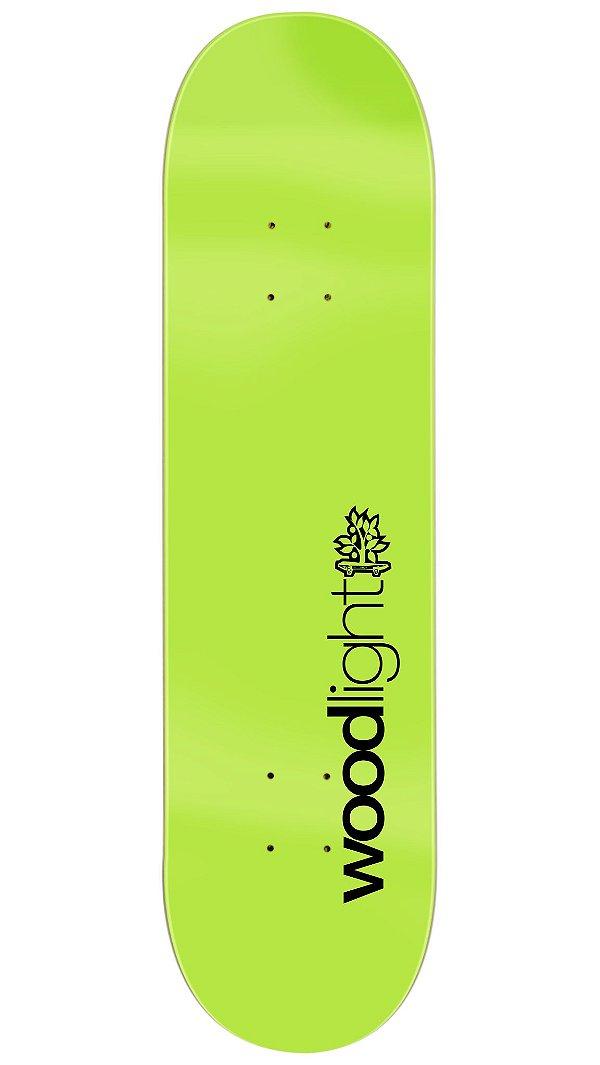 Shape de Skate Basic Green