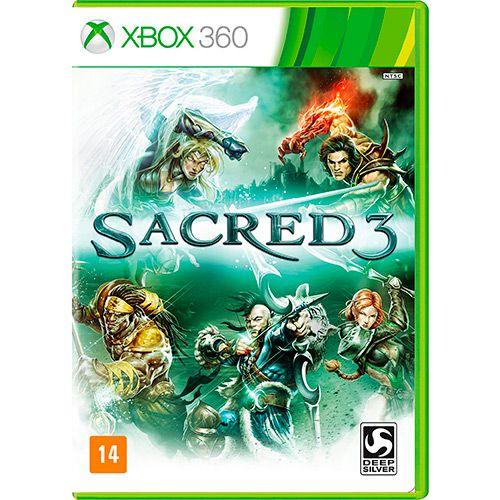 Sacred 3 - Xbox 360
