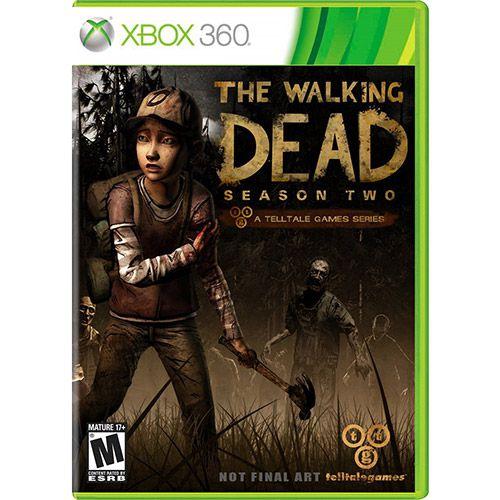 Game The Walking Dead Season 2 - Xbox360