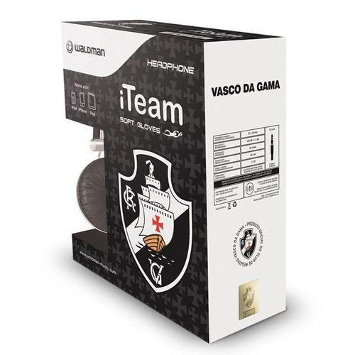 Fone de Ouvido Waldman Vasco Headphone