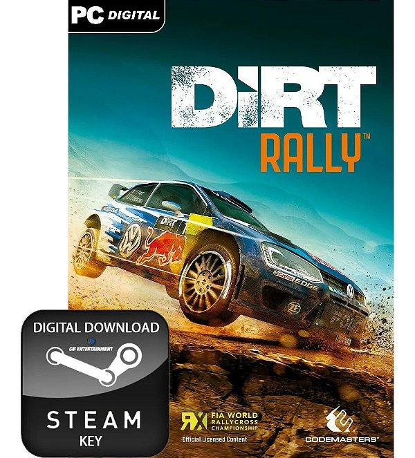 Dirt Rally Steam Código Digital Original (envio por email)