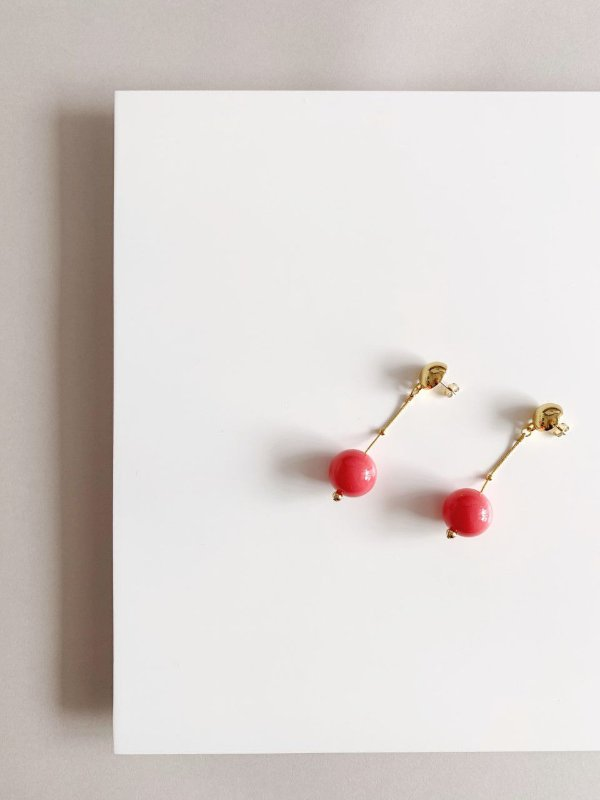 Brinco Melancia - Berries Mini Clássico
