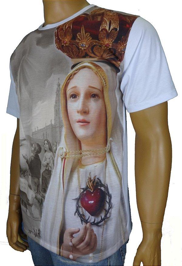 N. S Fatima com Coroa