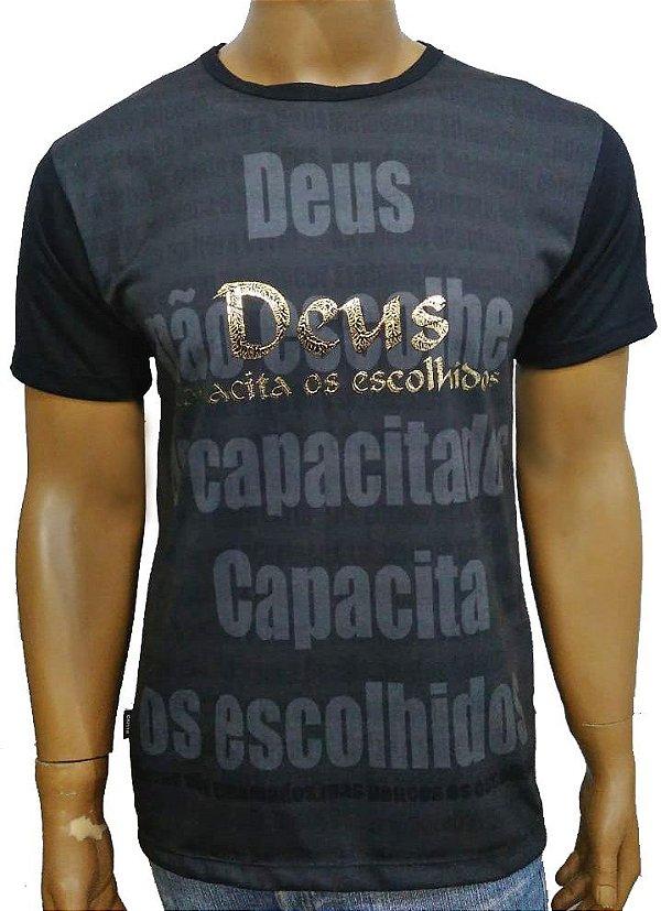 DEUS CAPACITA OS ESCOLHIDOS PR