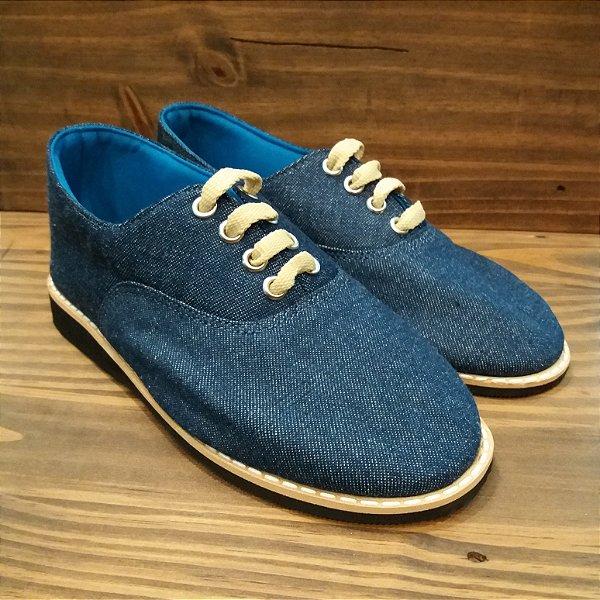 Oxford Parêa | Veleiro - Jeans