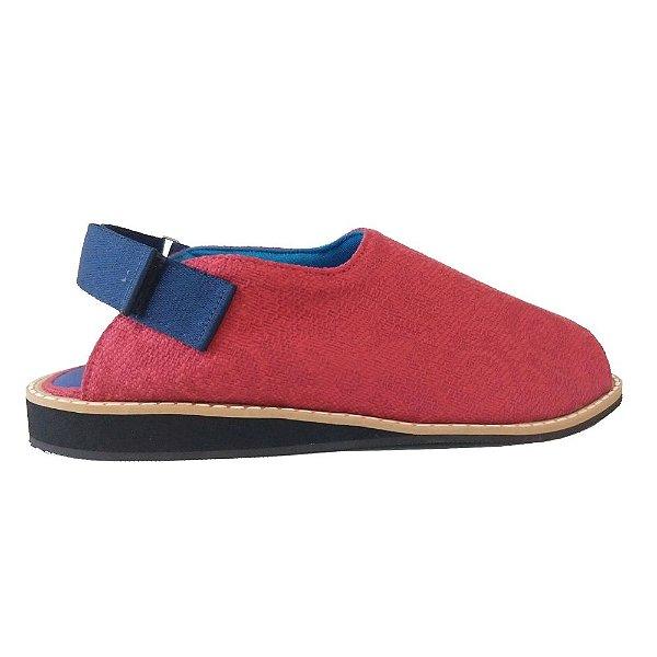 Sandália Parêa | Jangada - Vermelha