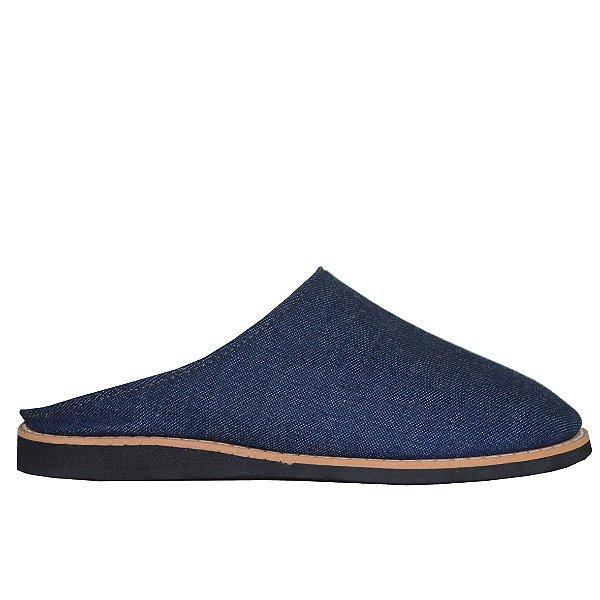 Babouche Parêa | Jangada Mule - Jeans