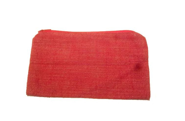 Micro Bolsa - Vermelha