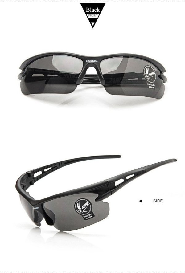35fd70eea57d7 Oculos De Sol Esportivo Oulaiou Ciclismo Mtb Pesca e Dirigir a noite ...