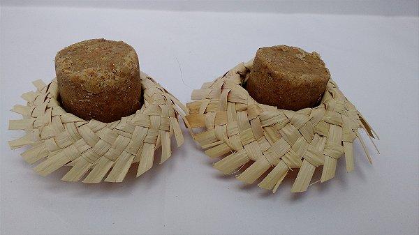 mini chapéu de palha festa junino 1b0cd24824b